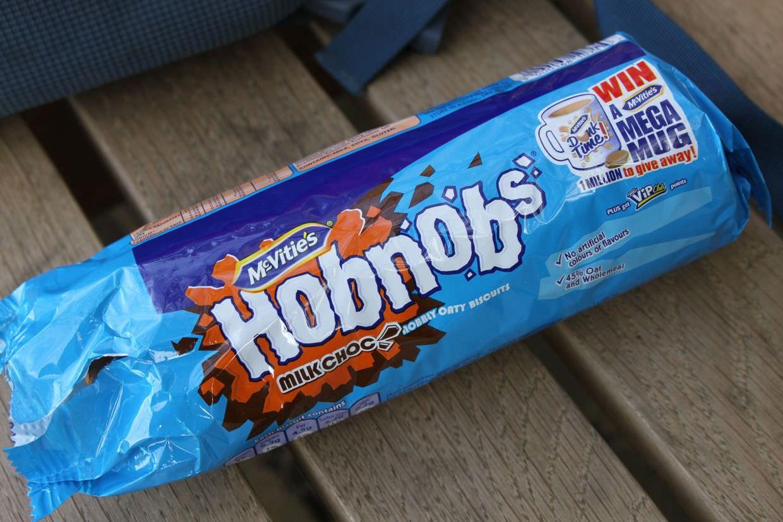 Quintessential Hobnobs