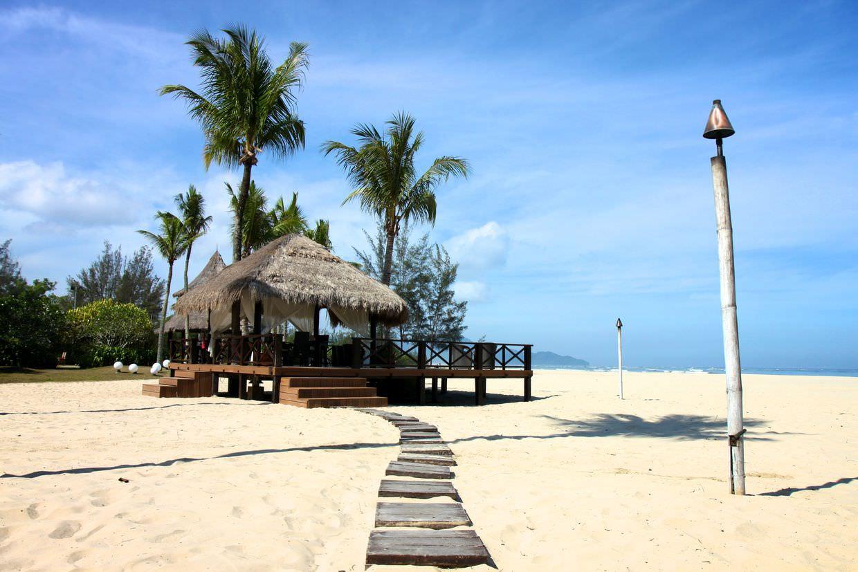 Shangri-la Rasa Ria, a beachside paradise