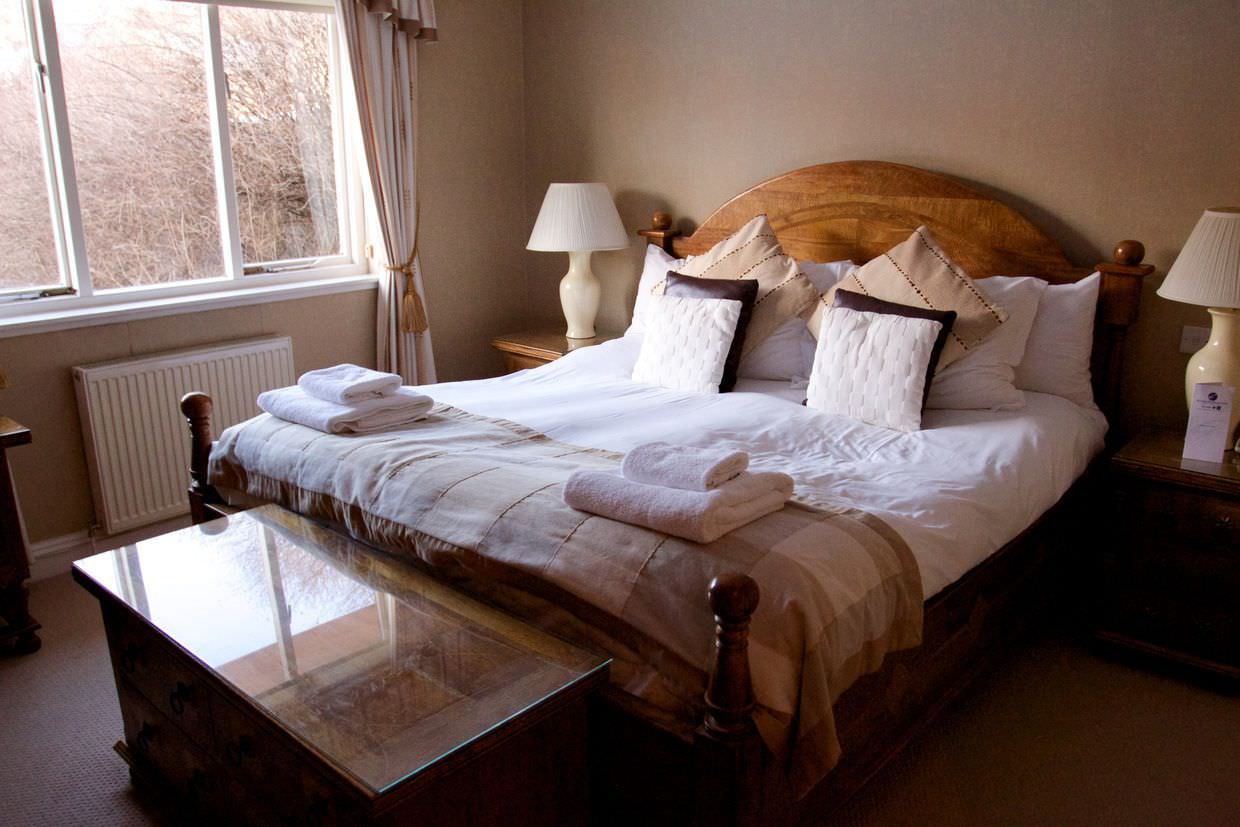 Our room at The Glenmoriston Town House