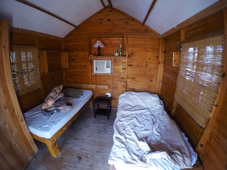 My room at camp
