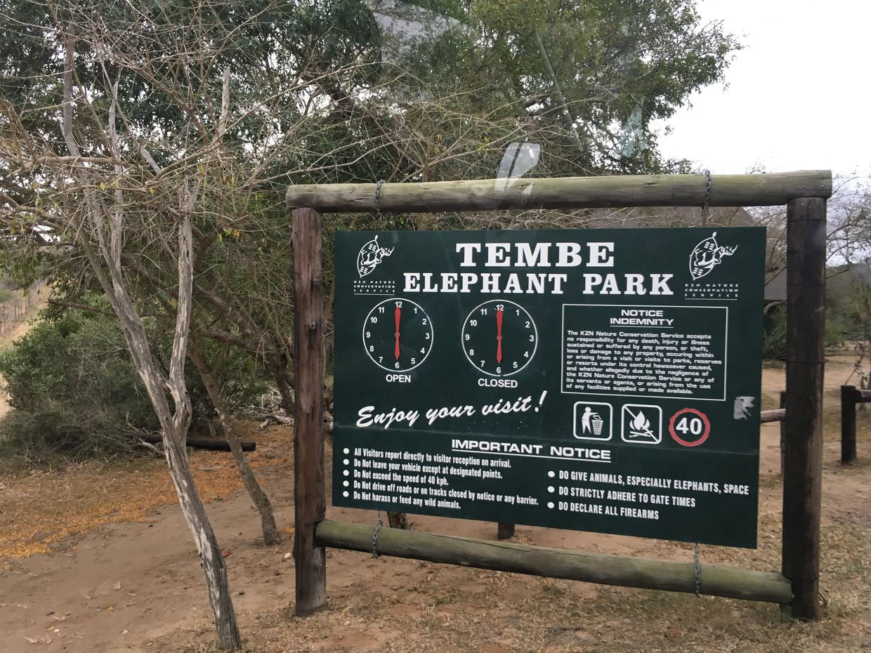 Welcome to Tembe