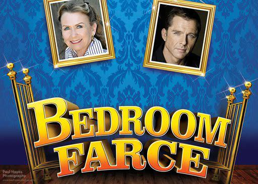 Bedroom Farce poster