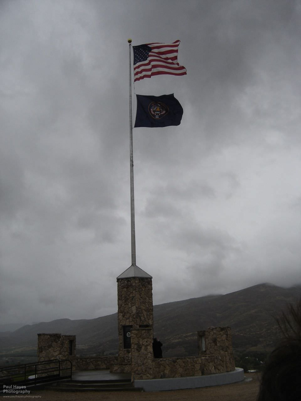Monument in Heber city