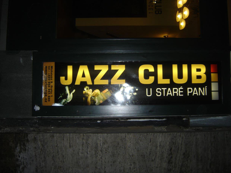 Jazz Club U stare pani