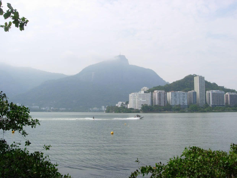 Ipanema lagoon