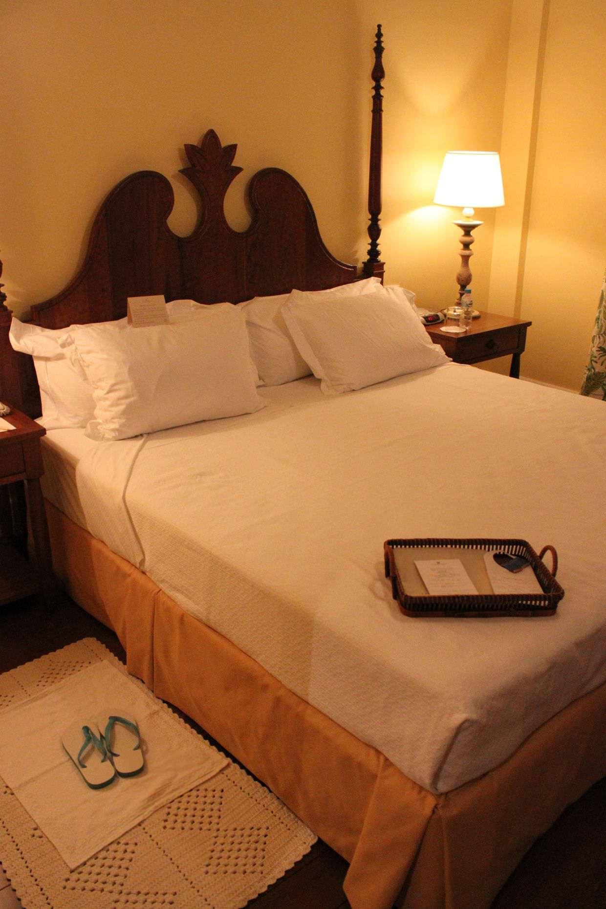 Our room in Hotel Cataratas