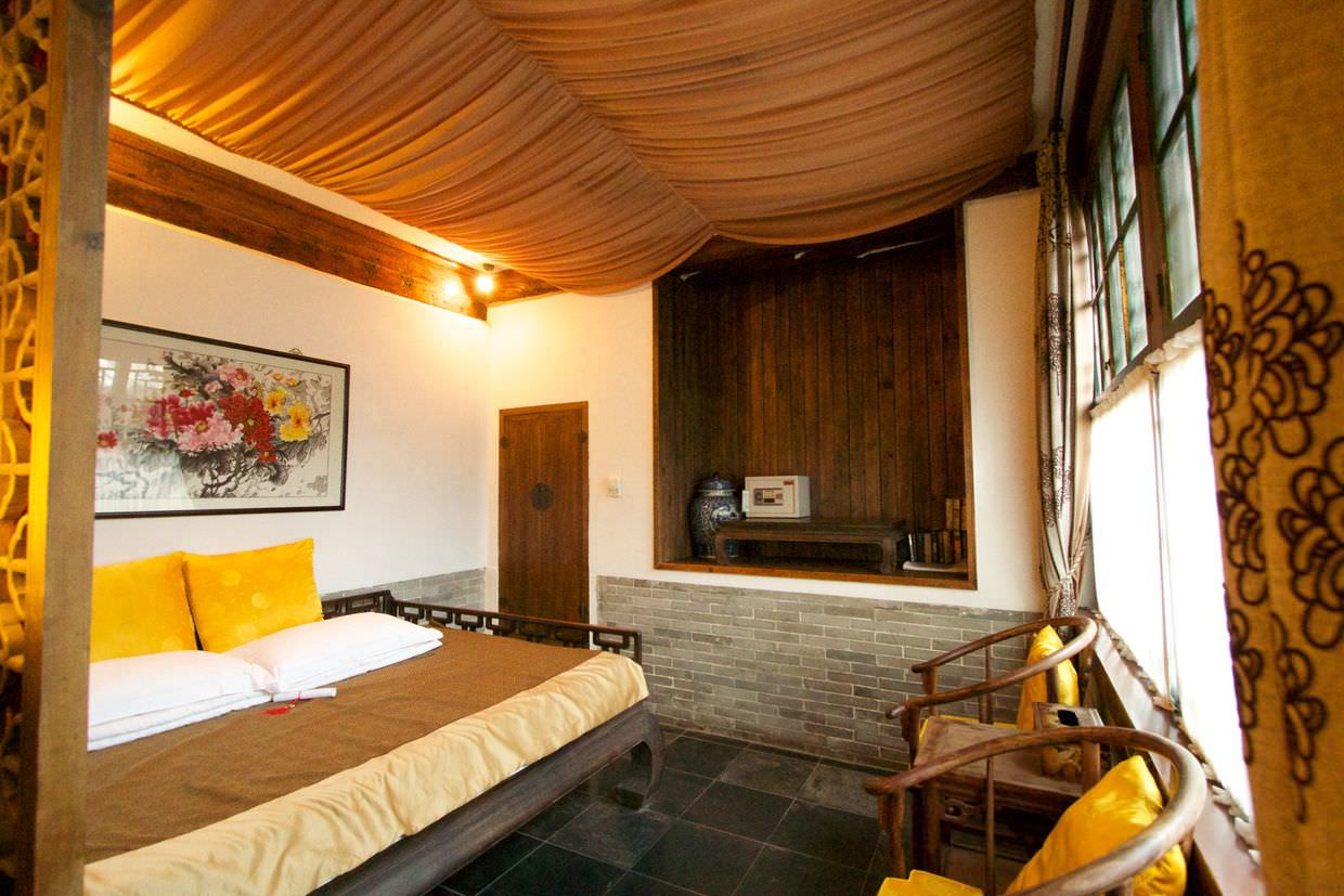 Our traditional room at Courtyard 7