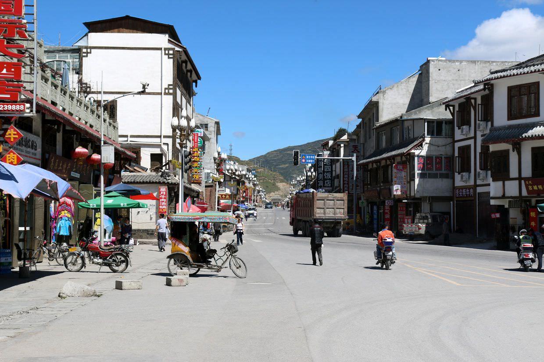 Songpan, China's wild west