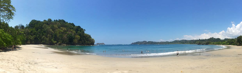 Manuel Antonio's pristine beaches
