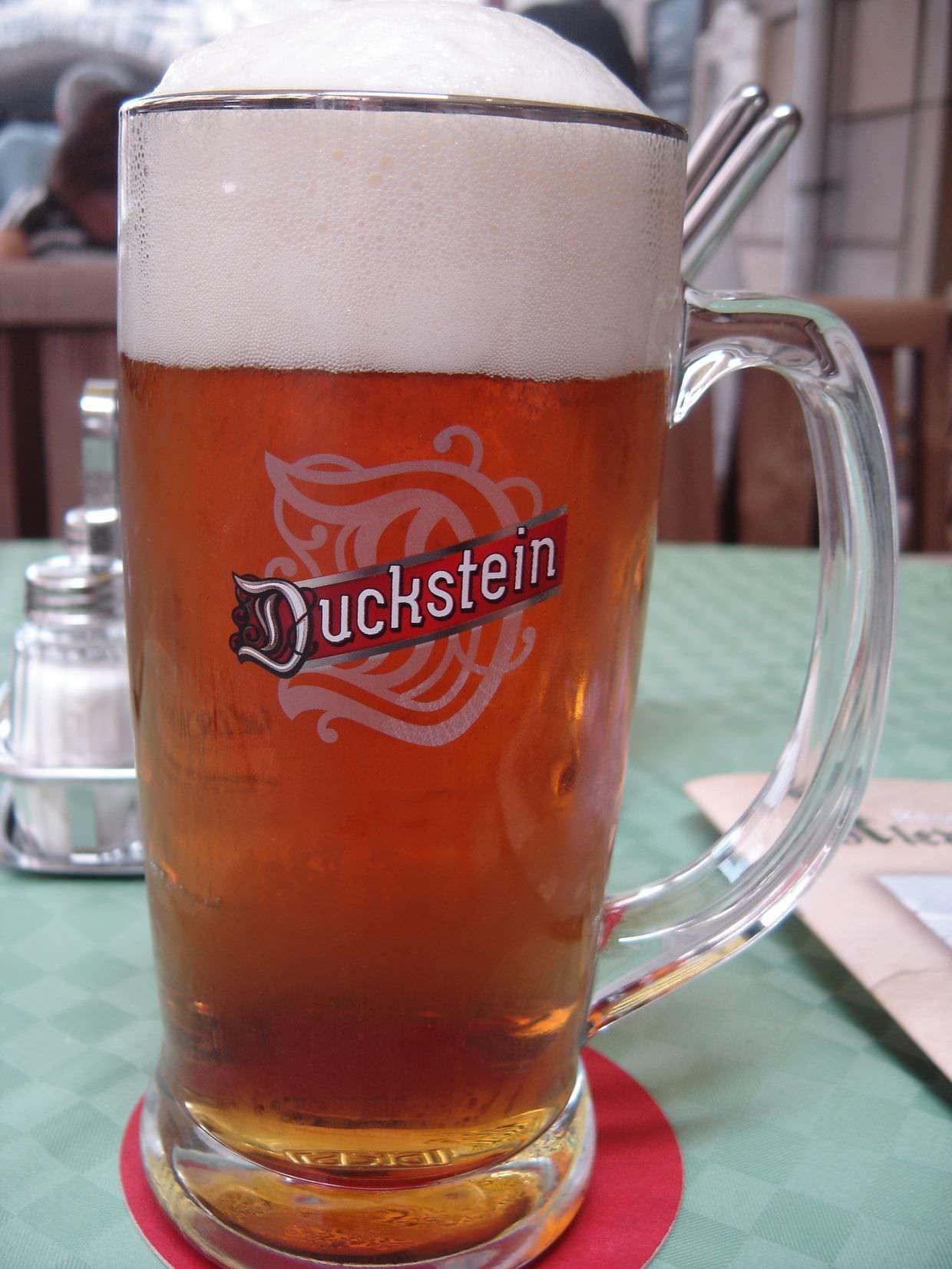 Duckstein lager
