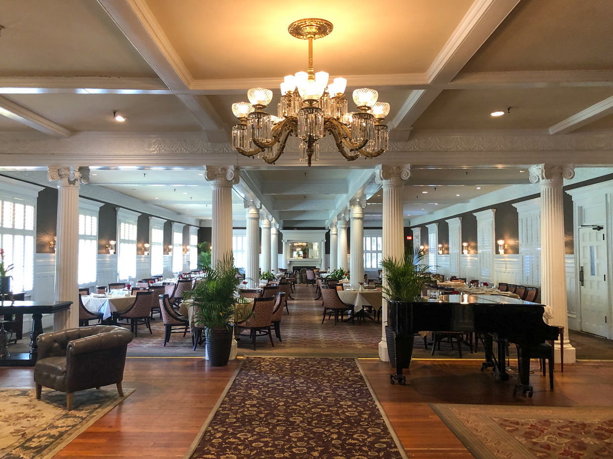 The Grand Hall at Jekyll Island Club Resort