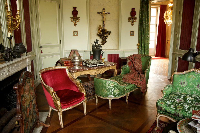 Interior of Petit Hôtel Labottière