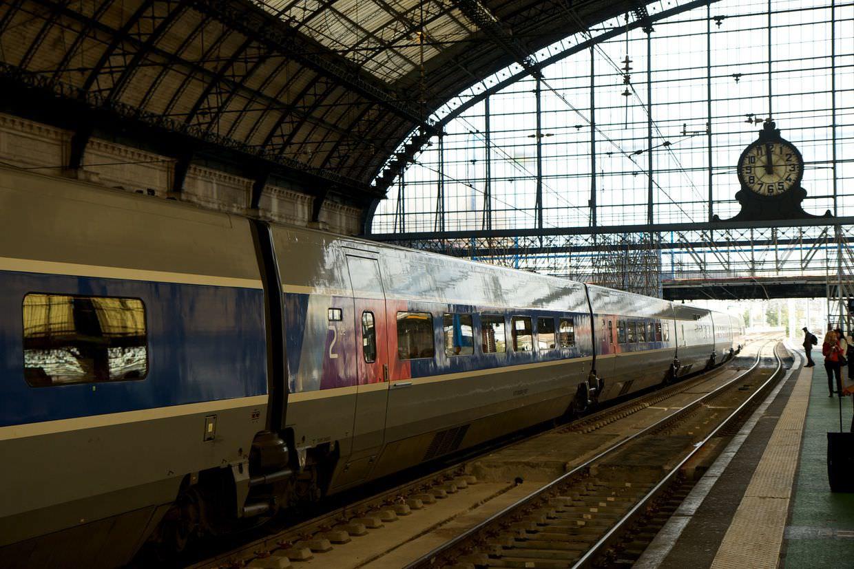 Train to Saint-Émilion