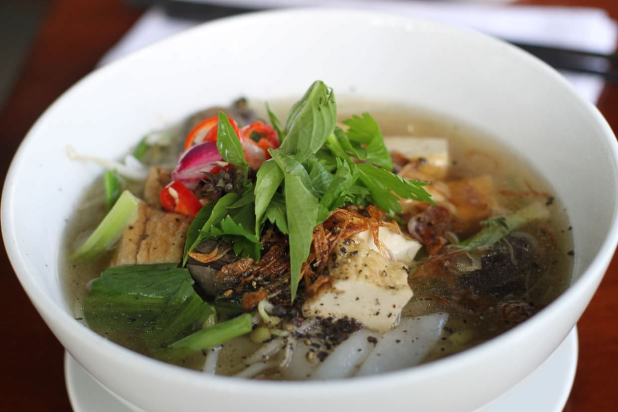 Our beef Pho