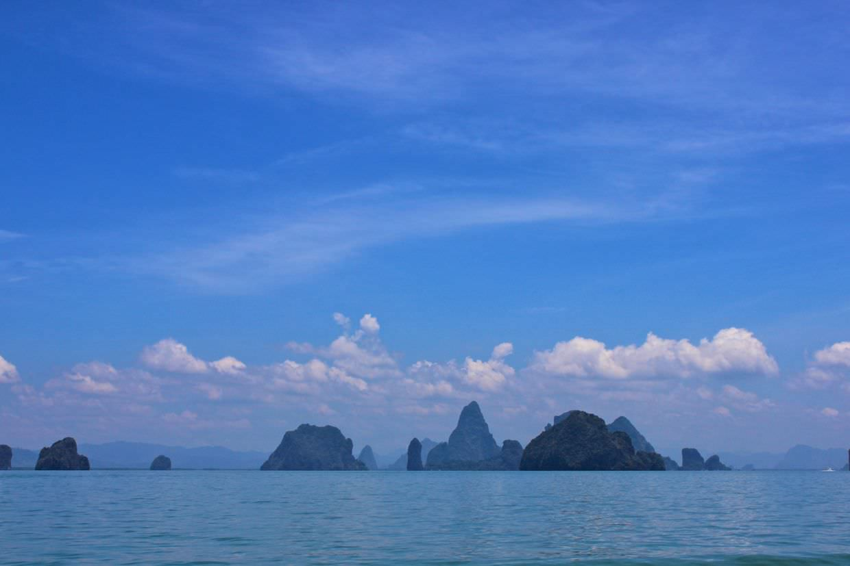 Phang Nga landscape