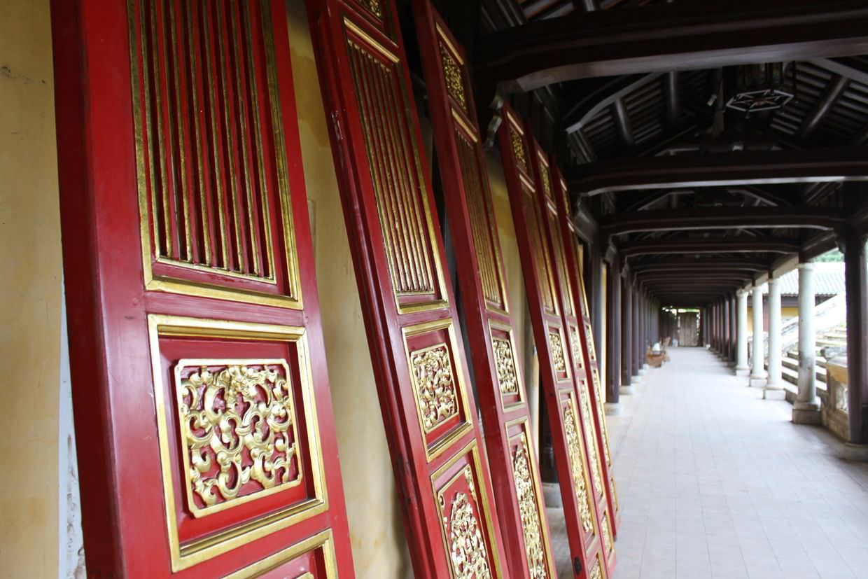 Corridors being rebuilt