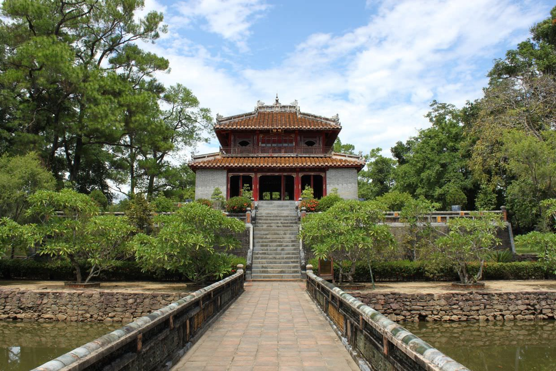 Minh Mang's mausoleum