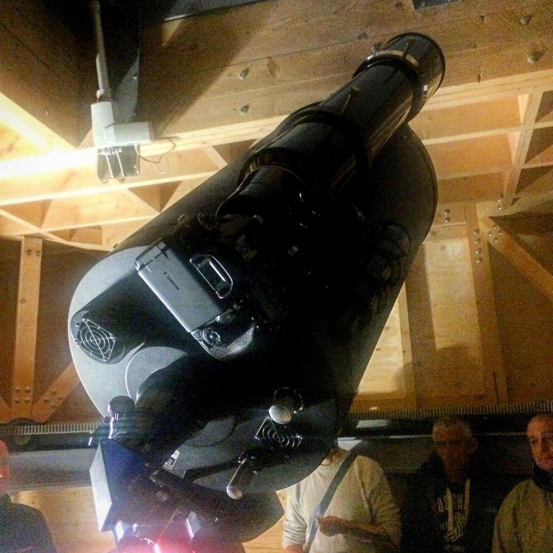 16-inch modified schmidt cassegrain telescope