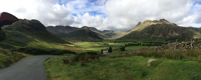 Langdale panorama