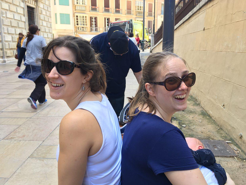 Emergency breastfeeding in Malaga