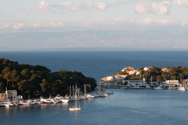 View from Vela Straza