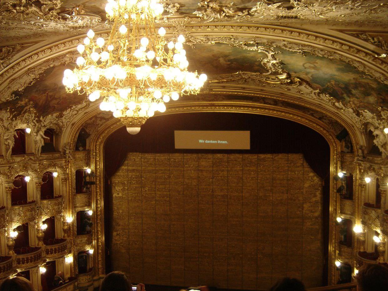 Prague State Opera House