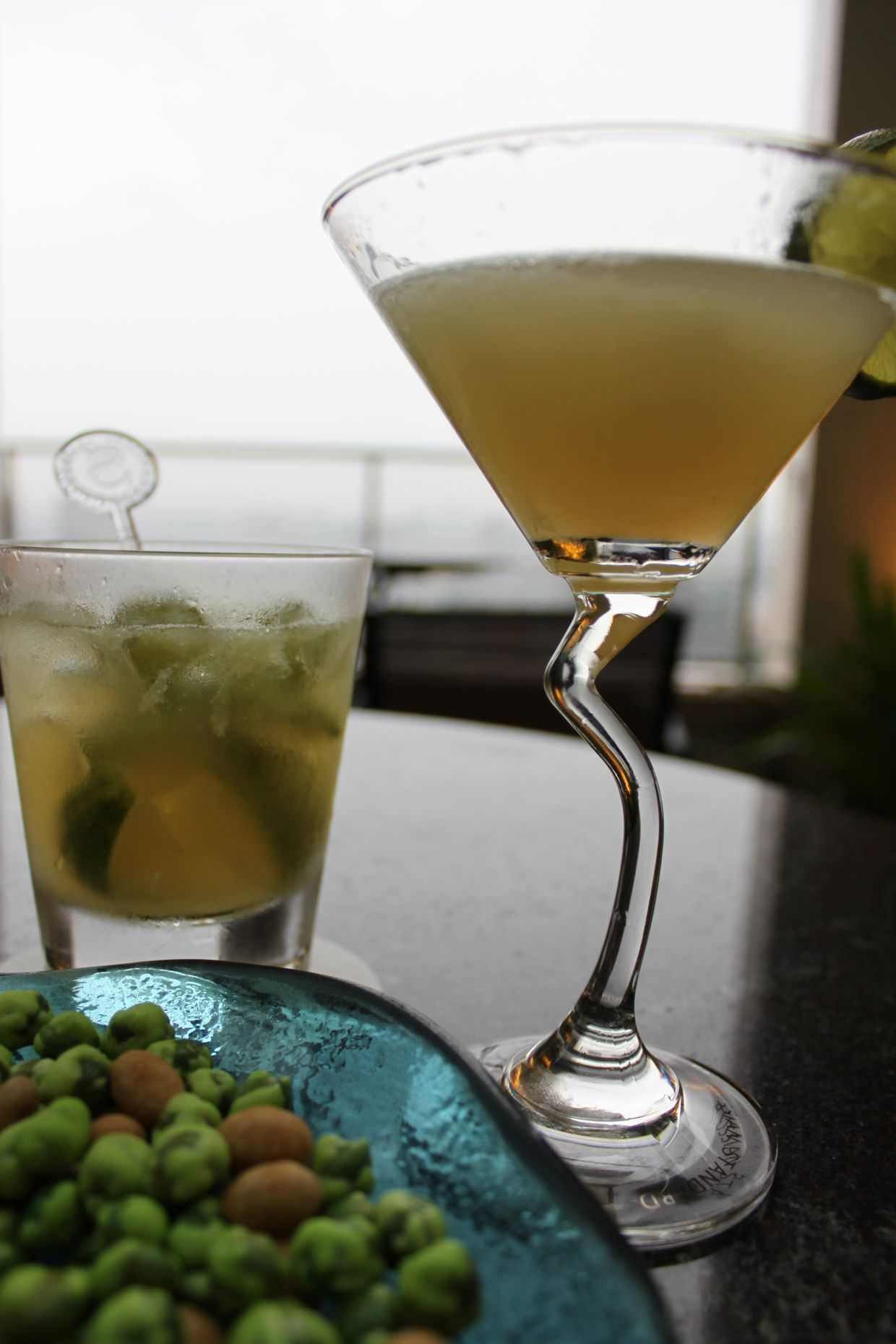 Cocktails to end an astounding holiday