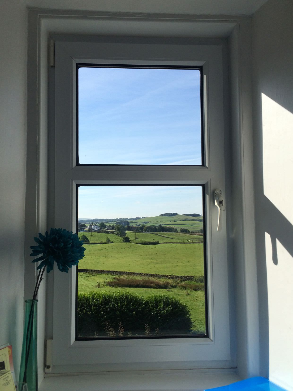 View from Airds Farmhouse