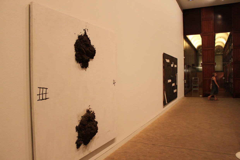 Tàpies exhibition at Fundació Antoni Tàpies