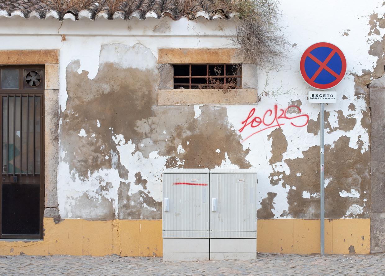 Walls of Tavira #2