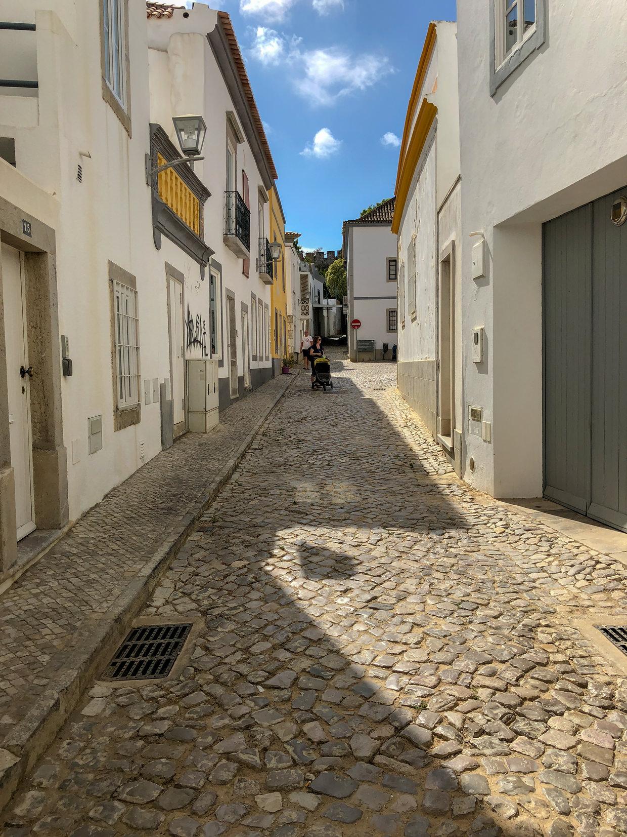 Streets of Tavira