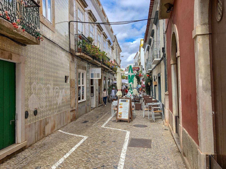 Streets of Tavira #2