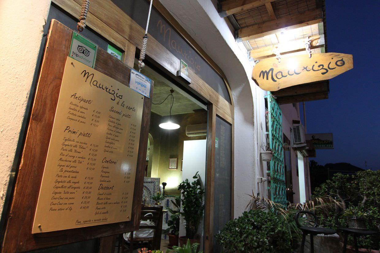 Maurizio's restaurant