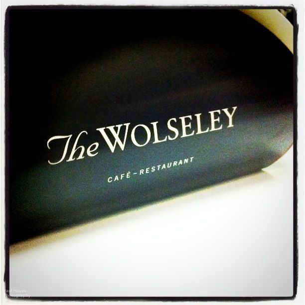 The Wolseley goodie bag