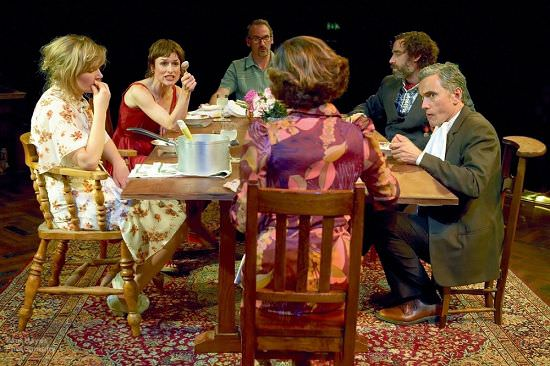 Scene from Table Manners