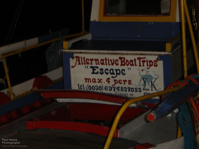Alternative Boat Trips