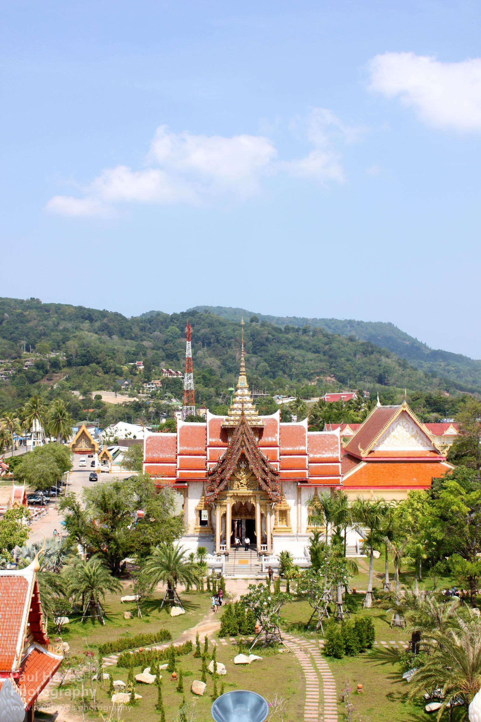 Drive to Wat Chalong, Big Buddha and Leam Promthep – Phuket, Thailand