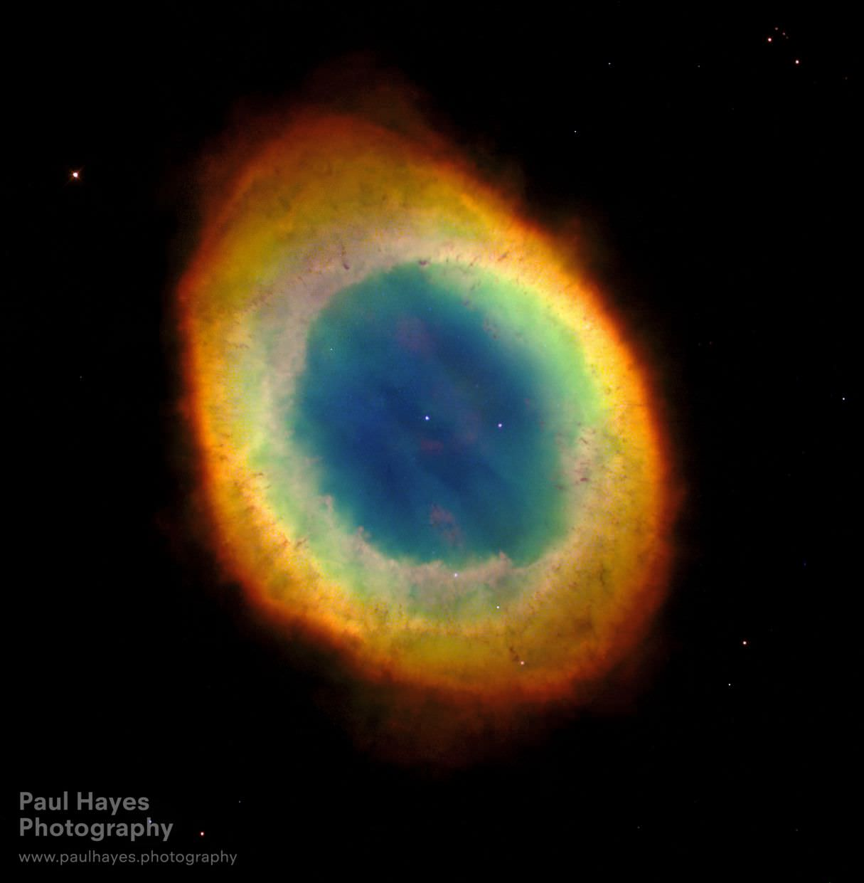 Ring Nebula (M57) by The Hubble Heritage Team (AURA/STScI/NASA)